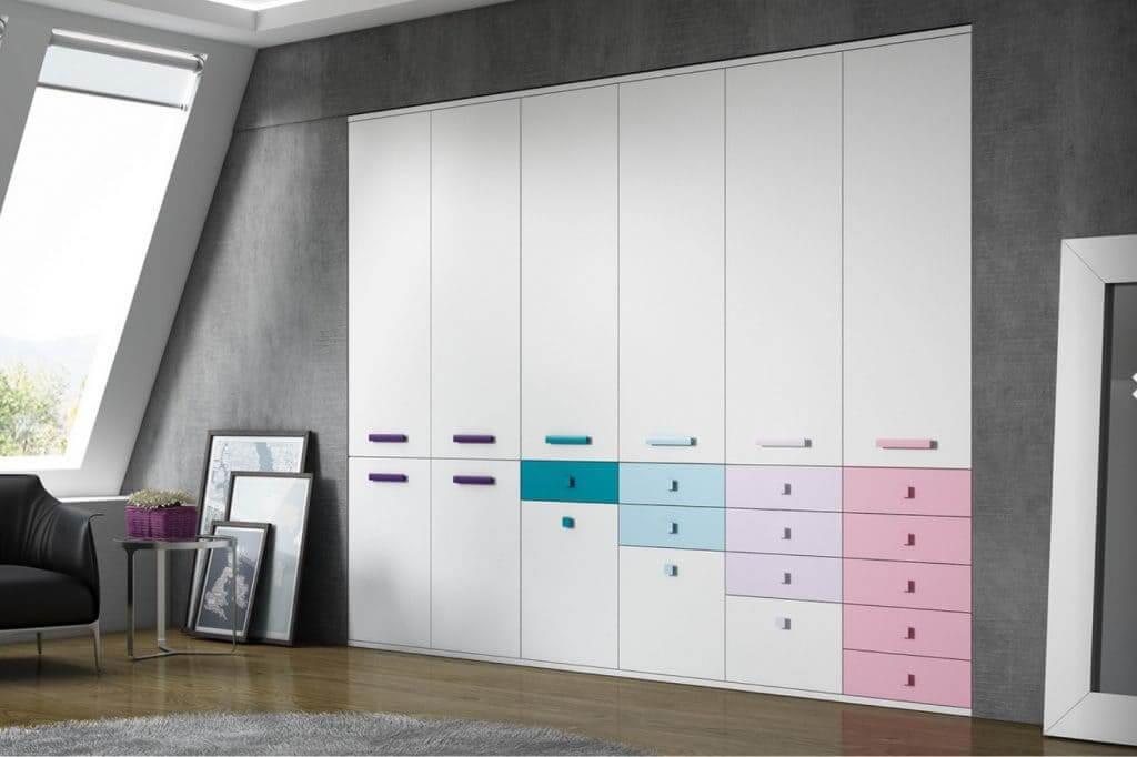 armario modular personalizable