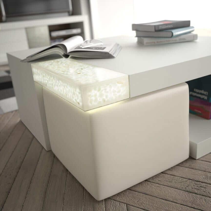 Mueble comedor moderno mesa centro blog de muebles y - Centro de mesa de comedor moderno ...