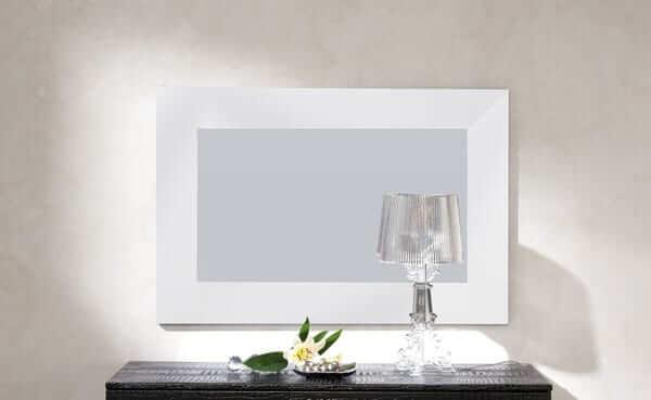 tambin es recomendado para entradas con de espacio ya que la claridad de su diseo y el efecto del espejo crean una sensacin de