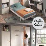 Consejos para aprovechar dormitorios con poco espacio