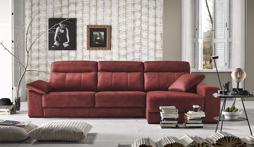 estilos de sofás y sillones