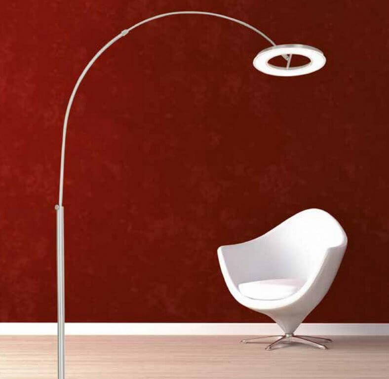 Lampara led pie salon diseno 1099 104 blog - Mobles sedavi ...
