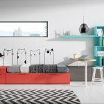 Dormitorios juveniles: Encontrando el cuarto a medida de tus hijos