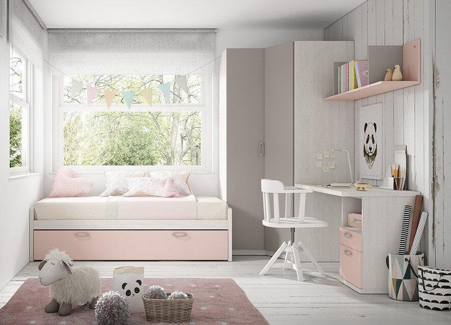 Dormitorios a medida - Espacio de juegos