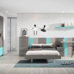 Muebles que no deben faltar en un dormitorio juvenil
