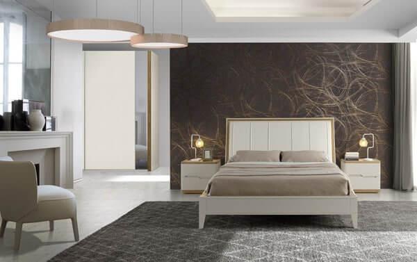 iluminacion dormitorio - Tendencias de mobiliario y decoración para 2018 (II)