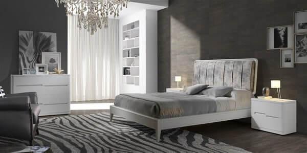 luz dormitorio - Tendencias de mobiliario y decoración para 2018 (II)