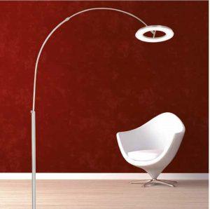 lampara led moderna