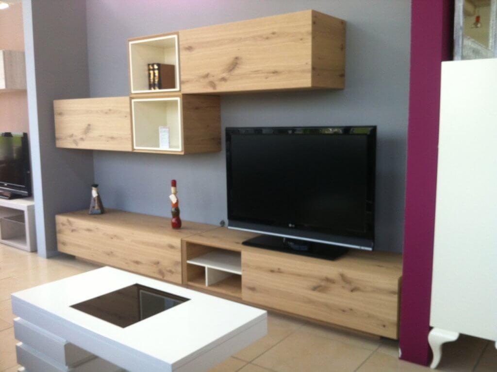 nuevo mueble de salon moderno