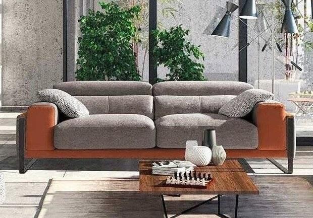sofá 3 plazas moderno