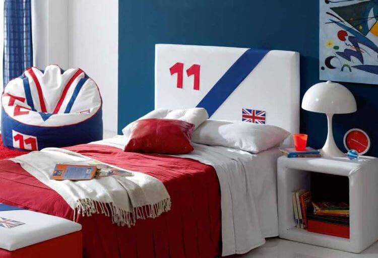 dormitorios juveniles en 2018