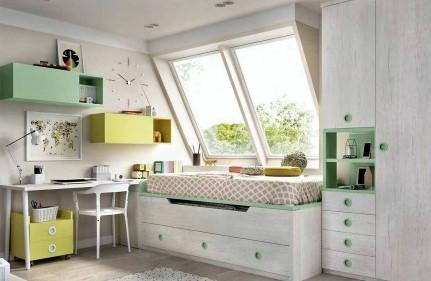 Tendencias en dormitorios juveniles en 2018