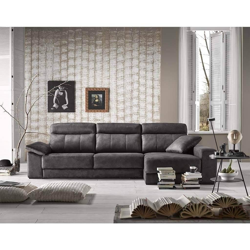 sofa chaise longue moderno - Guía para elegir el sofá perfecto para tu salón