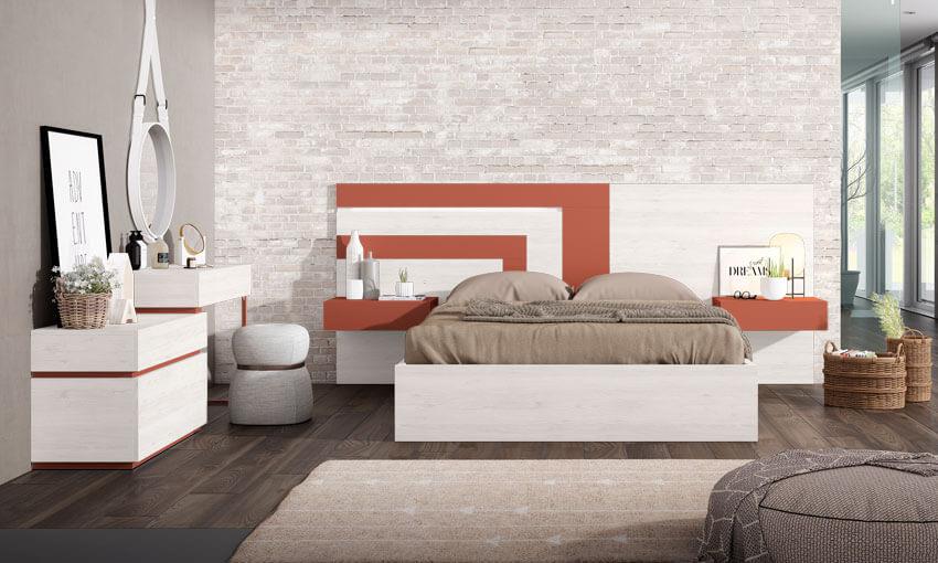 Dormitorios de matrimonio de la colección Boho con lo último en tecnología