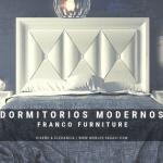 Dormitorios Franco Furniture de diseño