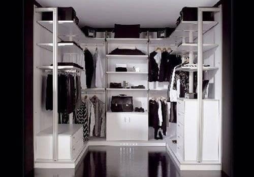 VESTIDOR 1 - Cómo ganar espacio para tu vestuario