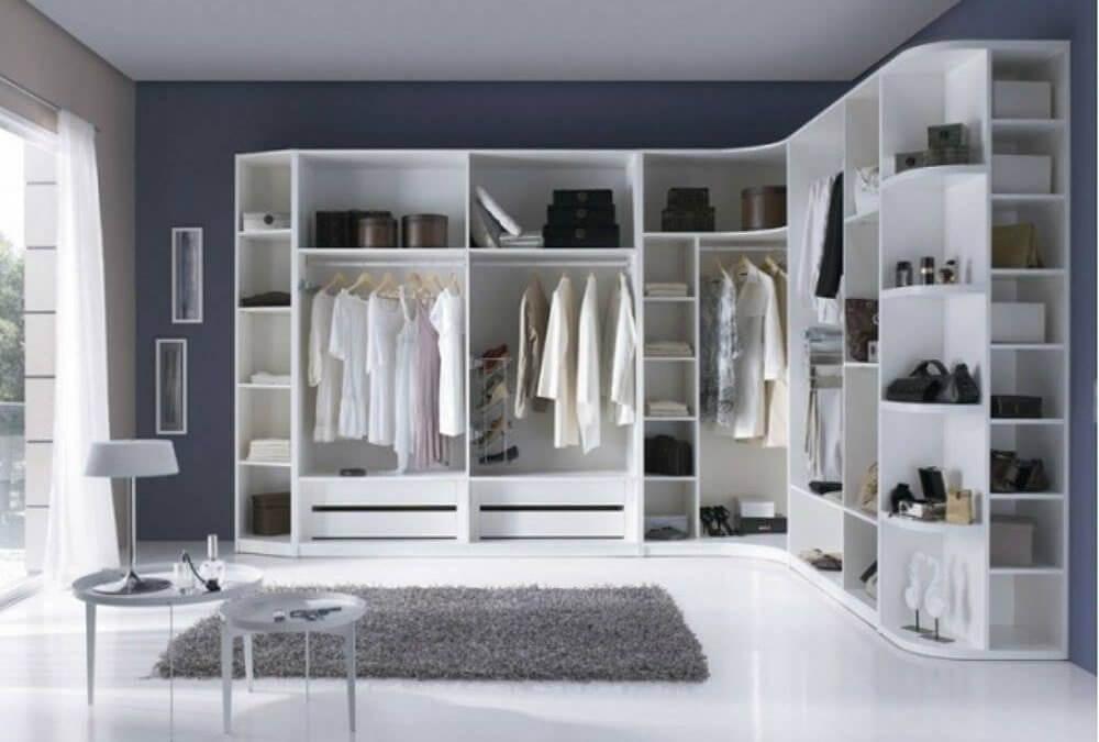 Cómo ganar espacio para tu vestuario