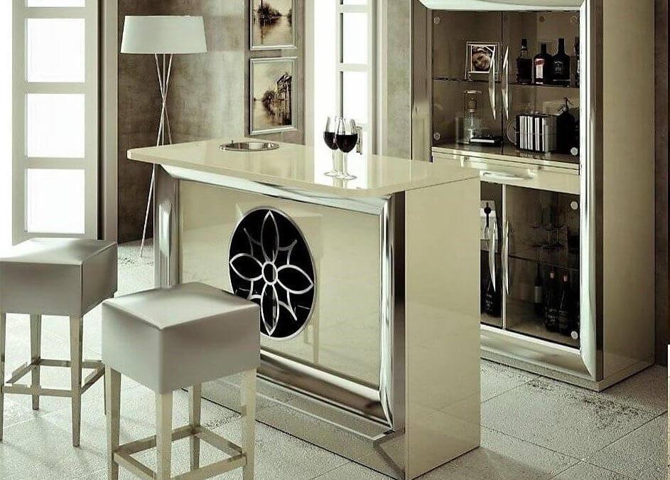 Los mejores muebles bar para tu salón
