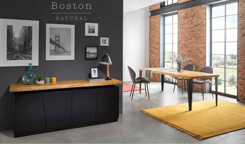 mesa de comedor rustica