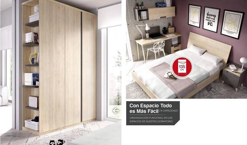 dormitorio juvenil infantil moderno 10 - Los mejores dormitorios juveniles con aire moderno